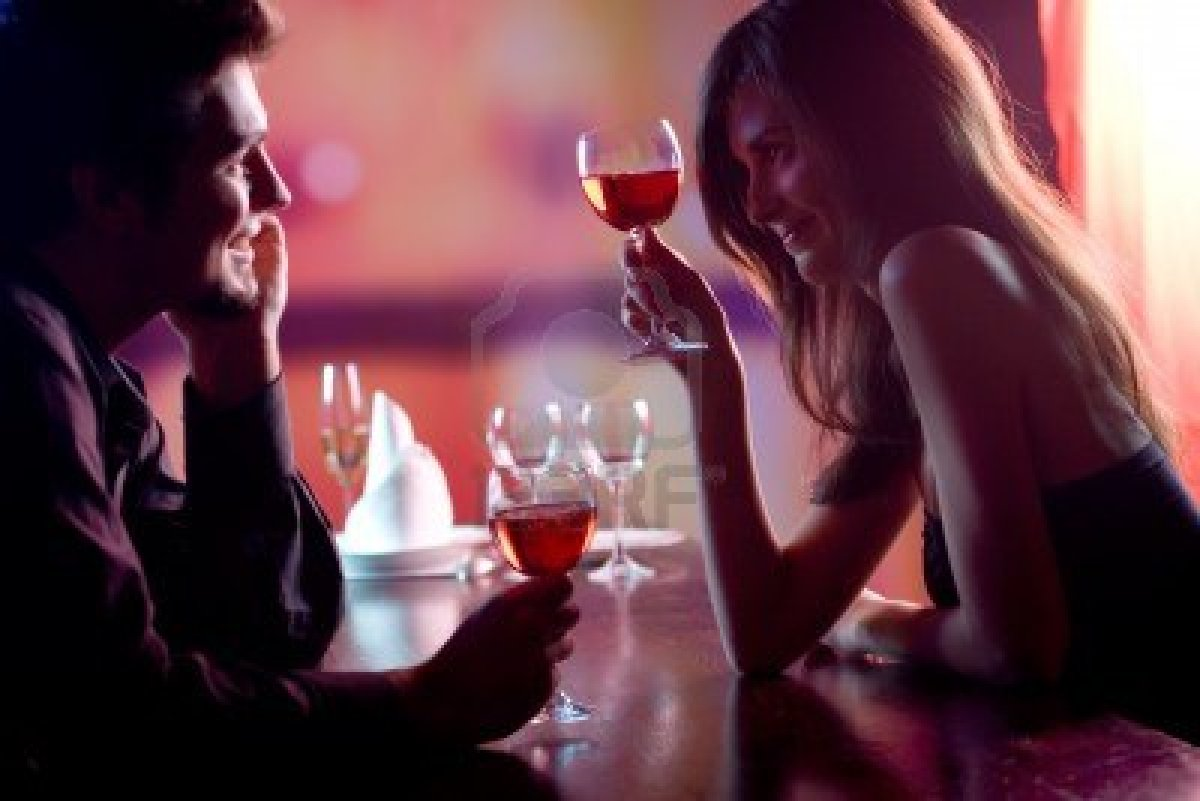 romantische date-